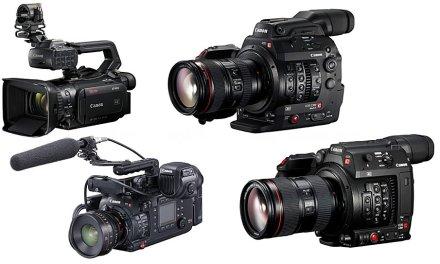 Canon Firmware-Upgrade frisiert professionelle Videocams auf