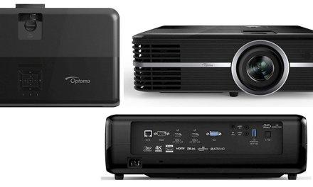 """4K, HDR und 3D im preiswerten """"Bundle"""": Optoma verwöhnt Beamer-Fans"""