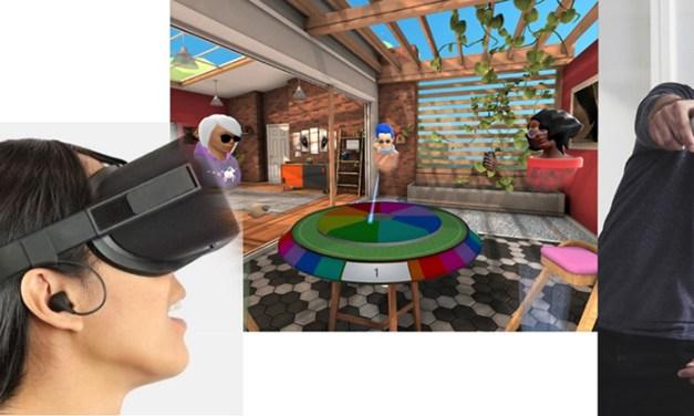 """""""Kopfkino"""" einmal anders definiert: Oculus Go als Ticket für virtuelle Welten"""