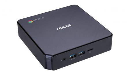 Asus Chromebox 3 mit 4K-UHD-Support vorgestellt