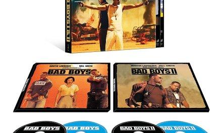 Bad Boys & Bad Boys II auf 4K-Blu-ray kommt im September 2018