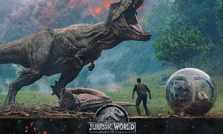 Jurassic World 2: Gefallenes Königreich kommt am 18. September auf 4K-Blu-ray