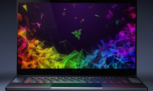 Razer Blade 15: Neues 4K-Gaming-Notebook