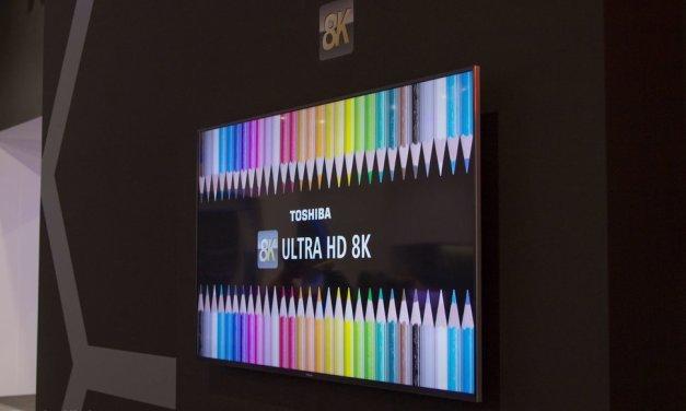 Prognose: 233 Mio. 4K-TVs für 2024 vorgesehen, 8K im Kommen