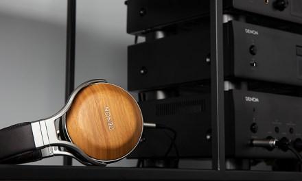 Bambus, Leder, Neodym-Magneten: Denons neues Kopfhörer-Flaggschiff