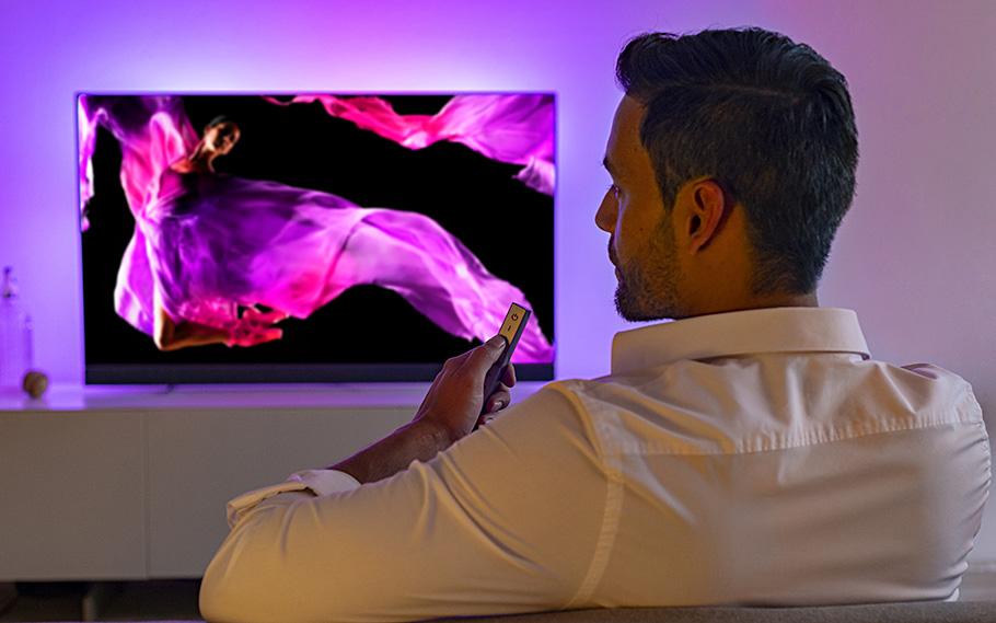 """Vier Spitzen-OLED-TVs beim """"Shootout"""": Philips schoss den Vogel ab"""