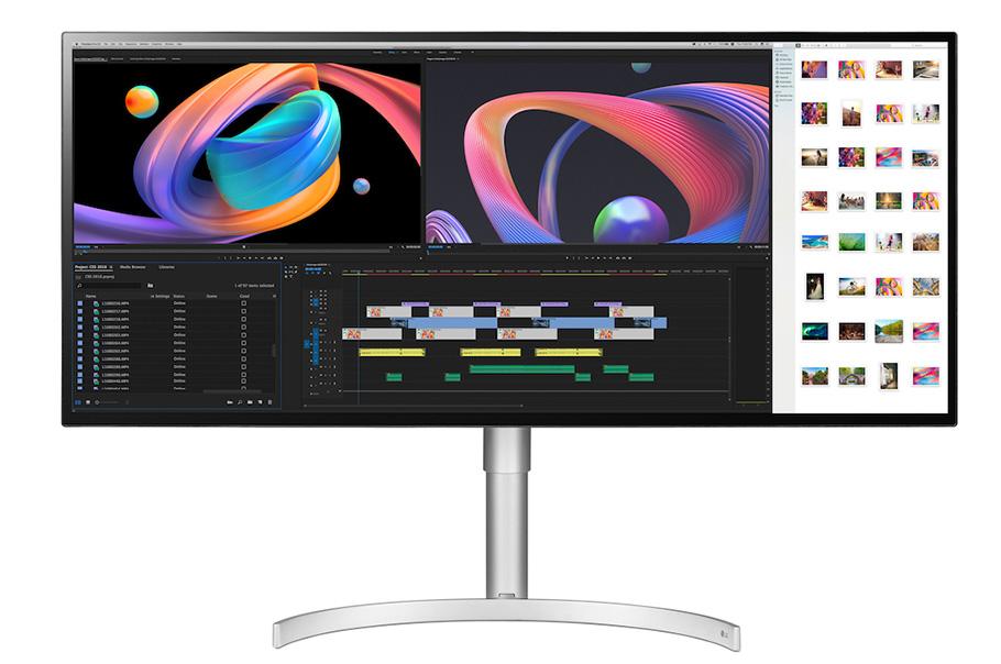 LG legt noch einen drauf: 5K Monitor für Medienschaffende