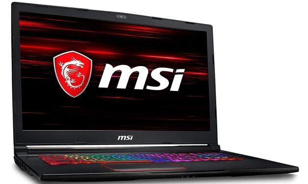 MSI GE73 8RF-221DE Raider RGB: 4K-Gaming-Laptop bei Amazon im Angebot