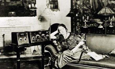 """Die """"Modetorheit Rundfunk"""" und ihr kometenhafter Aufstieg"""