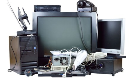 Elektroschrott hat im Hausmüll nichts zu suchen