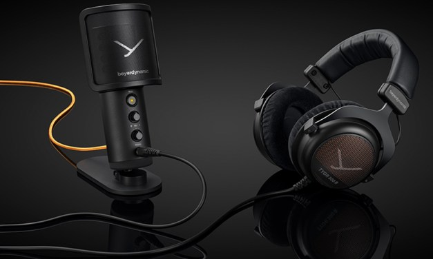 Team Tygr von beyerdynamic vereint Gaming und Streaming