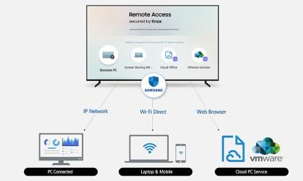 Samsungs neueste Smart-TVs mit ganz neuer Fernzugriffsfunktion