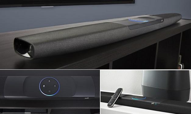 Polk-Audio und Amazons Alexa arbeiten jetzt perfekt zusammen