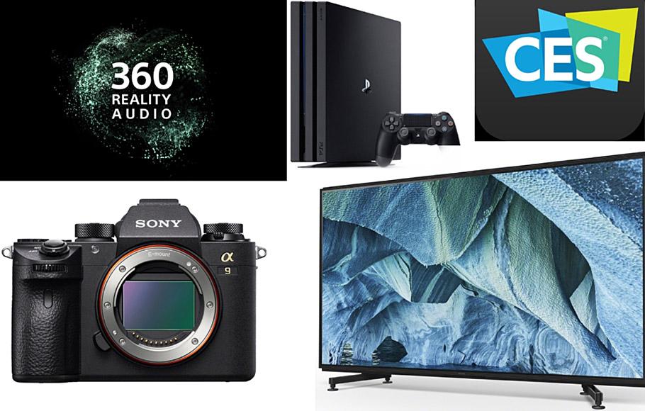 """""""Sony ist kreativer Entertainment Konzern"""": 360 Grad und 8K-TVs"""