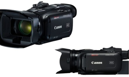 Unkompliziert doch anspruchsvoll : Canon LEGRIA 4K-Camcorder!
