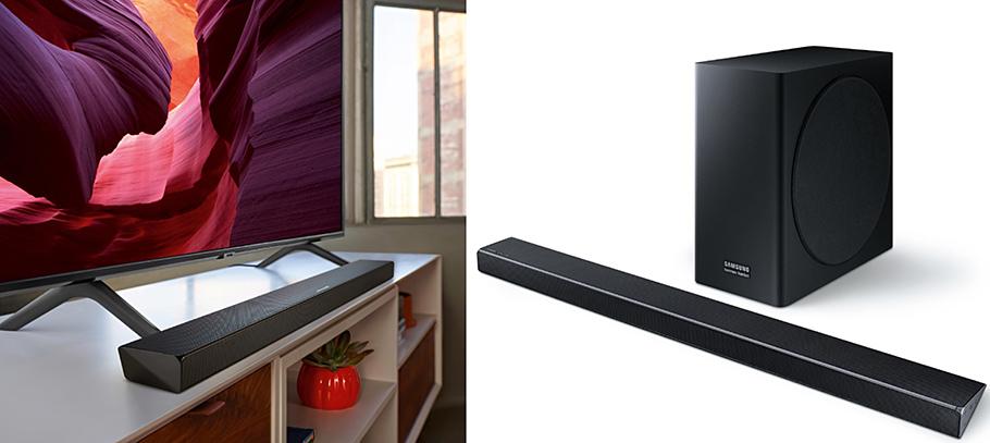 Samsung und Harman Kardon: Neue Soundbars auch mit Bonus!