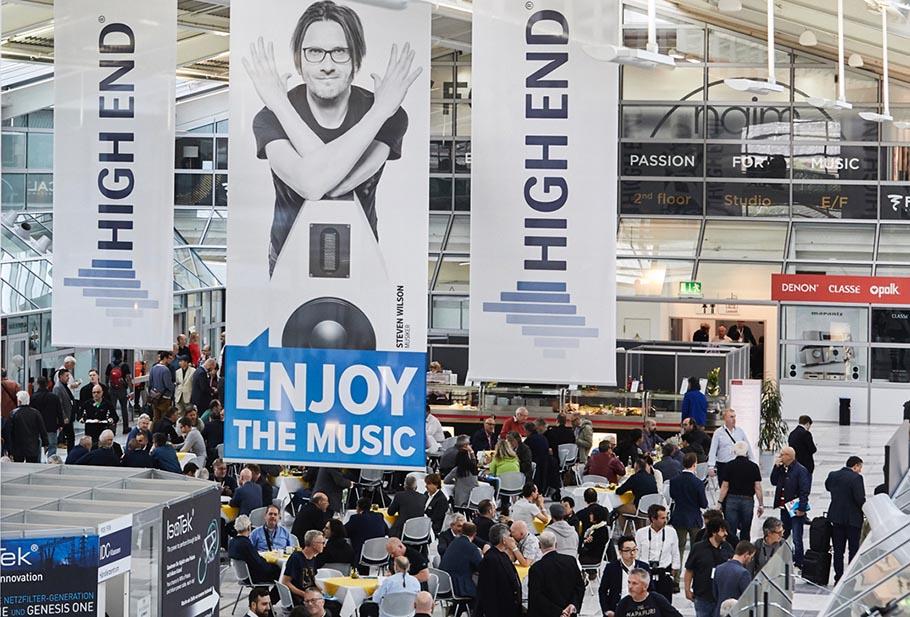 Besucherrekord bei der High End: Edle Anlagen, Konzerte und mehr