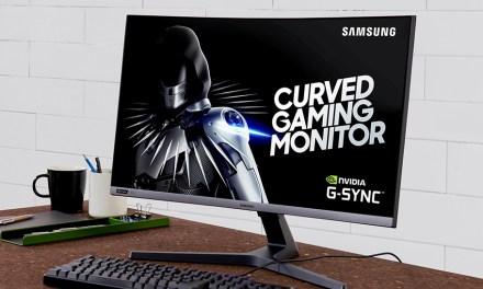 Curved-Monitor von Samsung kommt im August auf den Markt