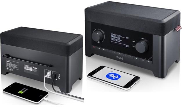 Teufels pfiffiges Radio 3sixty wird mit neuer App nochmal smarter
