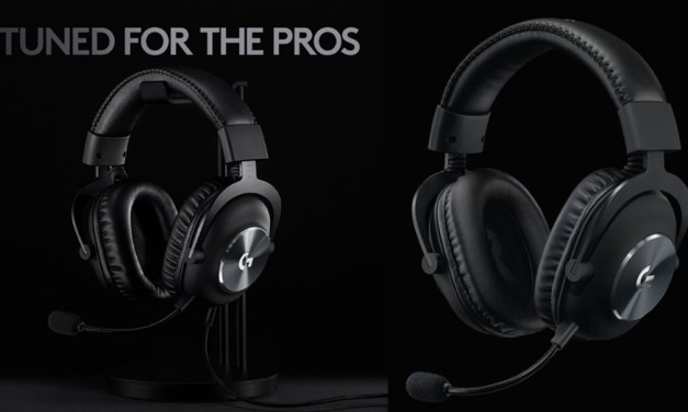 Logitech G PRO-Headsets taugen  Anforderung von Profi-Gamern