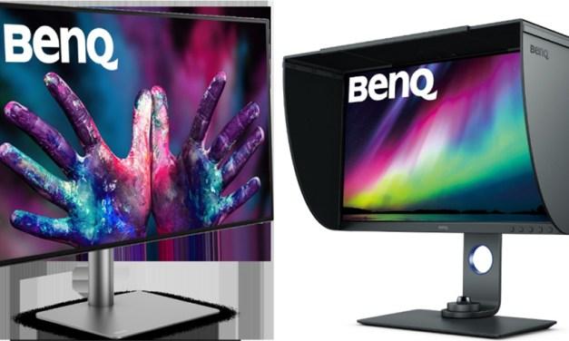 BenQ: Monitore nach Maß für Grafiker und Fotografen