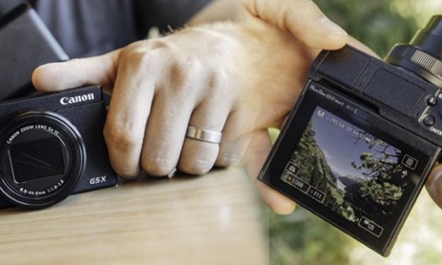 Canons neue PowerShot-Knirpse ermöglichen professionelle Arbeit