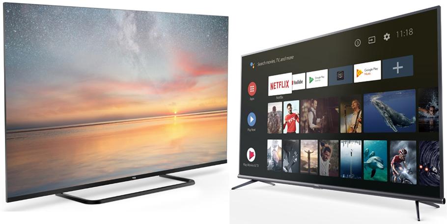 """Günstig aber keinesfalls """"billig"""": TCL bringt 4K-TVs mit """"Extras"""""""