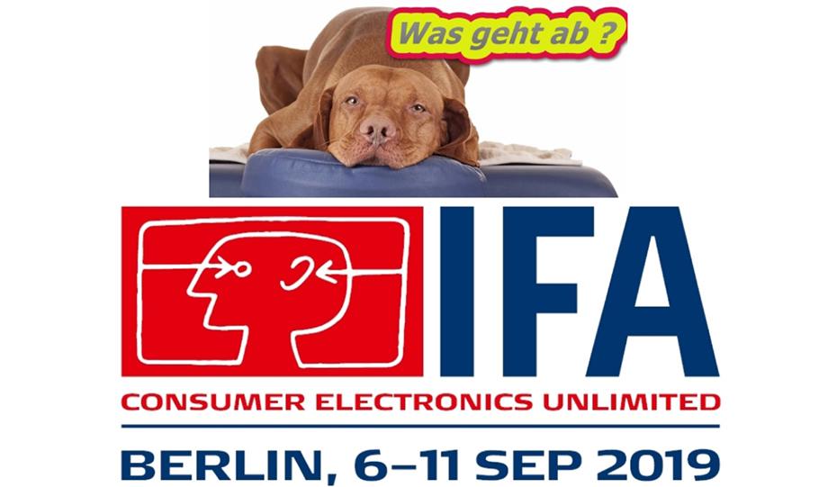 IFA: Braun Audio-Comeback und Neuestes von der Musikkassette
