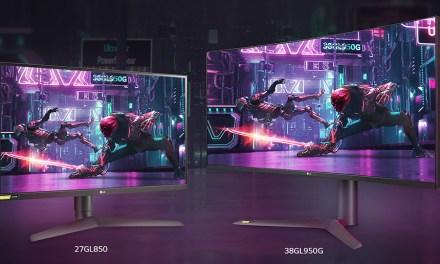 """LG bringt Gaming-Monitore zur IFA: """"Spielgefährten"""" für Profis"""
