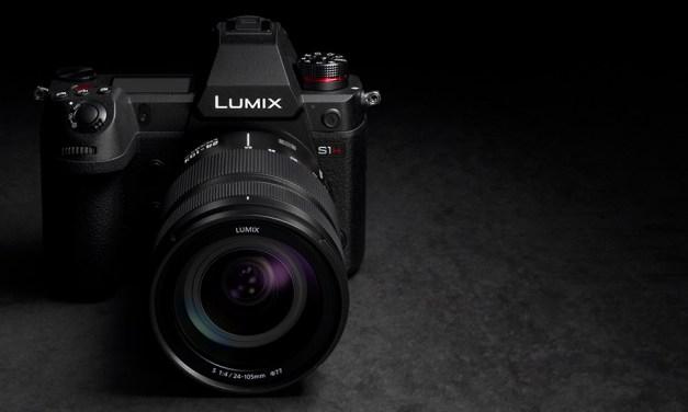 LUMIX S1H neuer Geniestreich: Erste 6K-Foto und Videokamera!