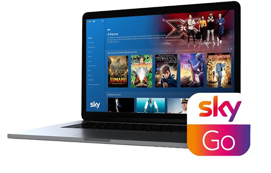 Aufnahmen jetzt zum Mitnehmen: Sky bietet Kunden neuen Service
