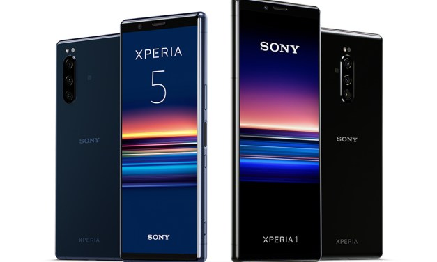Kino-Format, Triple-Kamera plus KI und High-Res: Sony Xperia 5!