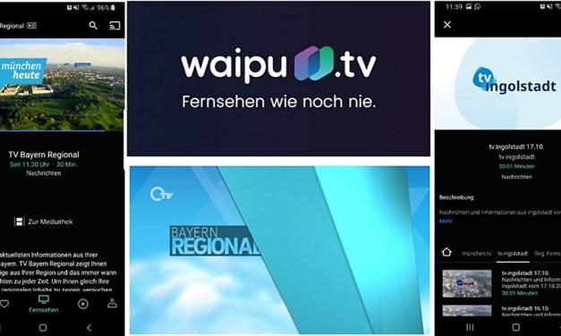 """""""TV Bayern regional"""" auf waipu: Wichtiger Schritt in die Zukunft"""