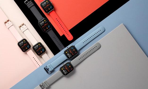 Huamis schlaue Armbanduhr mit individuell abrufbaren Funktionen