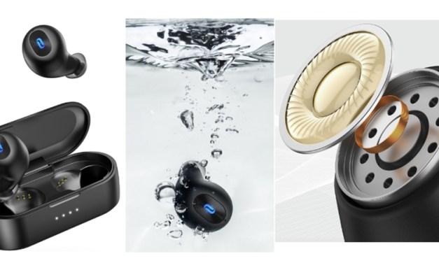 Preiswert, schnell, wasserdicht: Clevere In-Ears von TaoTronic