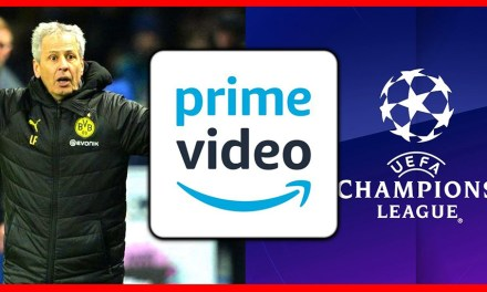 Rollt bei Amazon bald der Ball? Champions League im Visier