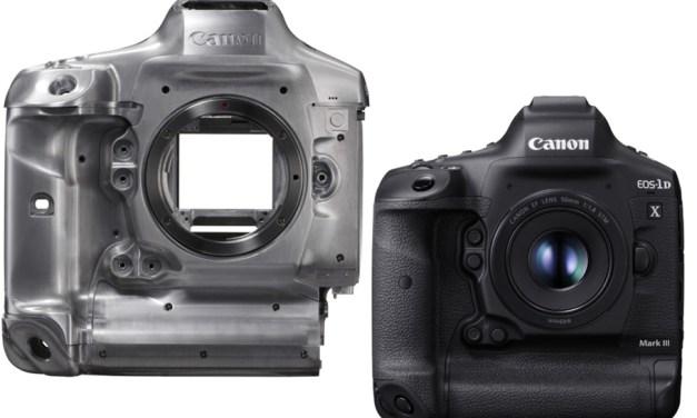 Jede Menge Superlative für die neue Canon EOS-1D X Mark III