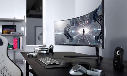 Samsung startet Odyssey-Serie mit neuer Bildschirmkrümmung