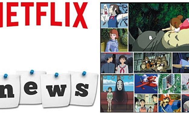 Netflix erweitert Animationsfilme: Studio Ghibli streamt bald mit