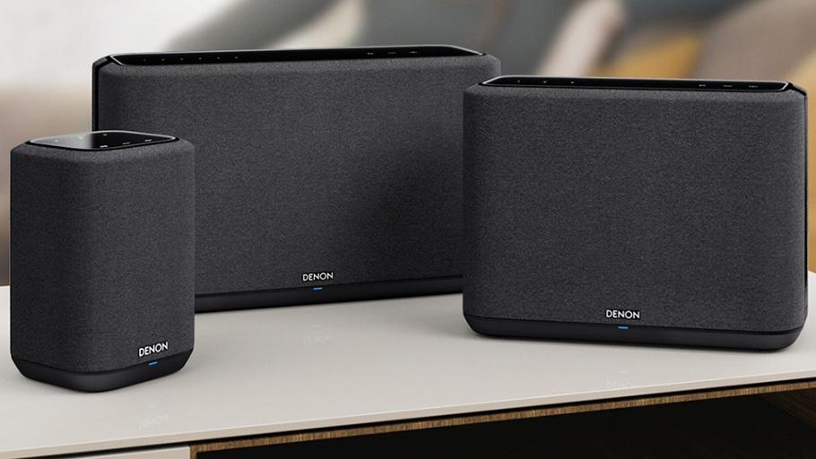 HEOS-Technologie macht Denons Home-Boxen zu flexiblen Playern