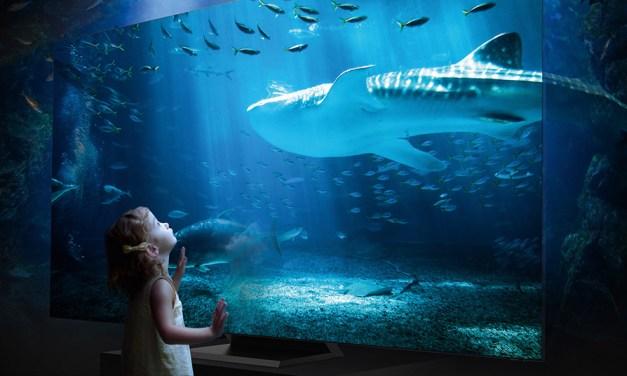 """Samsung: """"Neue Ära intelligenter Displays"""" und 8K-TVs für alle"""