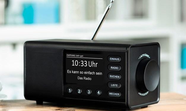 Einschalten und zuhören: Hama bringt raffiniertes Digital-Radio