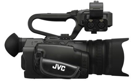 Perfekt für Live-Produktionen: Ein solider JVC 4K-Camcorder
