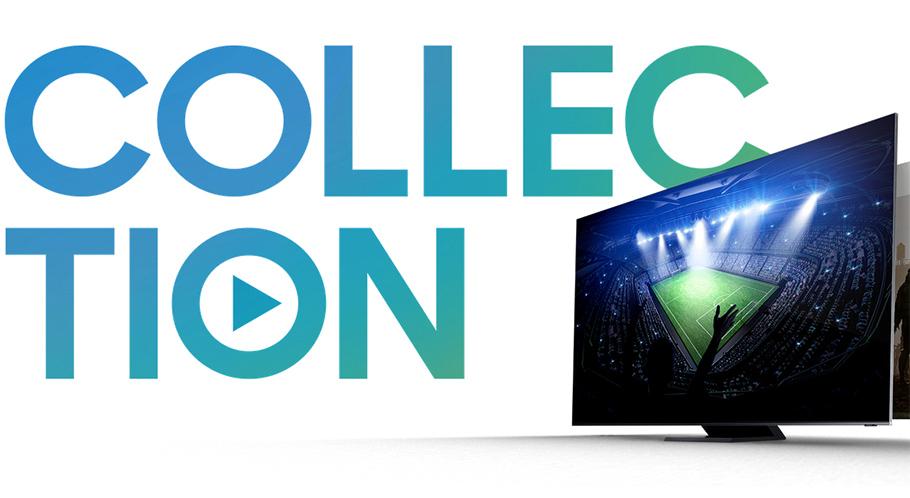 Samsung Sportworld verwöhnt Käufer von Aktions-QLED-TVs