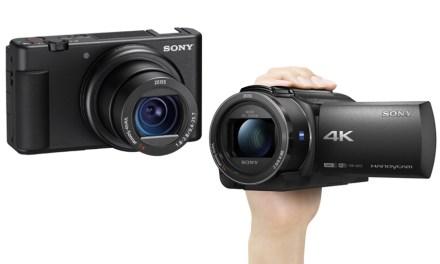 Sony stößt in eine neue Nische vor: Optimierte Vlogger-Kameras