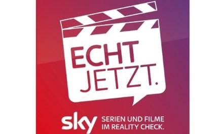 """Podcast """"Echt jetzt"""" – Serien und Filme von Sky im Reality-Check"""