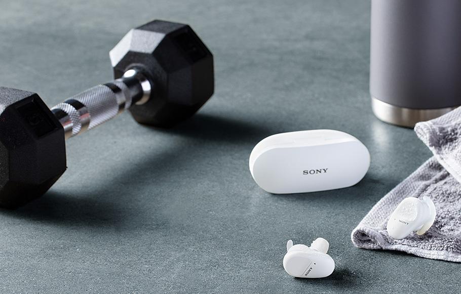 Sonys True Wireless-Allrounder wasserdicht und hart im Nehmen