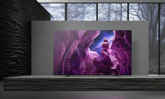 Sonys A8-Serie jetzt neu aufgelegt: Spitzentechnologie für OLED-TVs