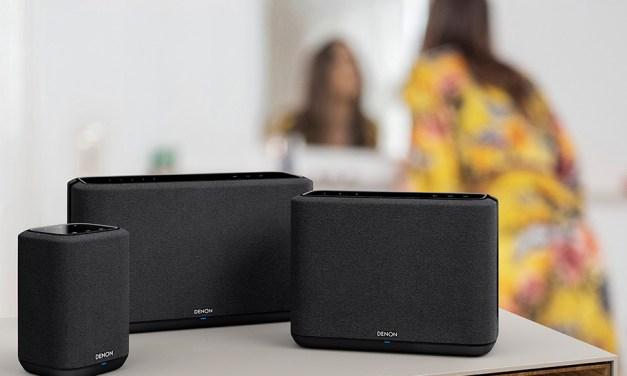 Denon Home-Lautsprecher nach Update mit optimiertem Klang
