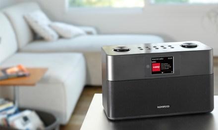 Kenwoods neues DAB+ Radio mit einer Menge nützlicher Extras